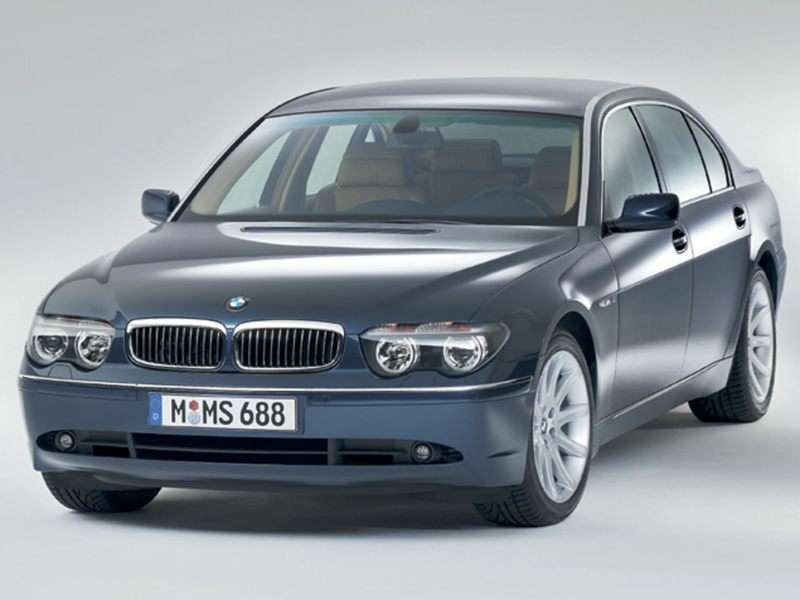 2004 Bmw 760 Pictures Including Interior And Exterior