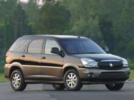 2004 Buick Rendezvous CX Front-wheel Drive