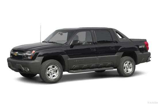 2004 Chevrolet Avalanche 2500