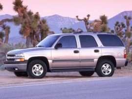 2004 Chevrolet Tahoe LS 4x2