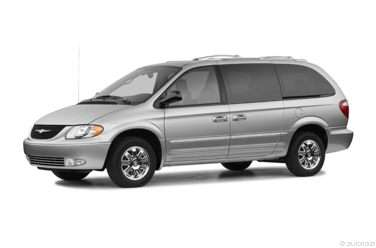 2004 Chrysler Town and Country