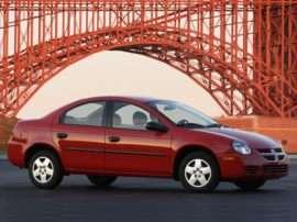 2004 Dodge Neon SE 4dr Sedan