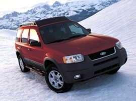 2004 Ford Escape XLS Front-wheel Drive