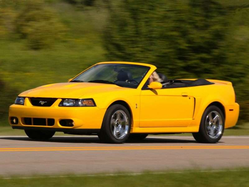 Research the 2004 Ford Mustang