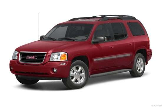 2004 gmc envoy xl models trims information and details. Black Bedroom Furniture Sets. Home Design Ideas