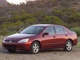 2004 Honda Accord 2.4 DX 4dr Sedan