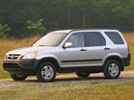 2004 Honda CR-V LX Front-wheel Drive