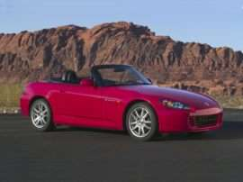 2004 Honda S2000 Base 2dr Convertible