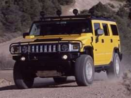 2004 Hummer H2 Base 4dr All-wheel Drive