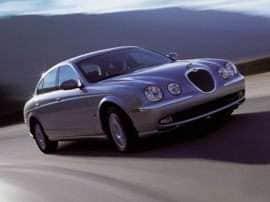 2004 Jaguar S-Type 3.0L V6 4dr Sedan