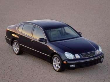 2004 Lexus GS 430