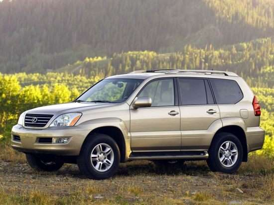 2004 lexus gx 470 models trims information and details. Black Bedroom Furniture Sets. Home Design Ideas