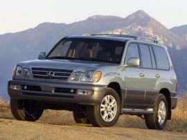 2004 Lexus LX 470 Base 4dr All-wheel Drive