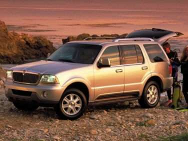 2004 Lincoln Aviator