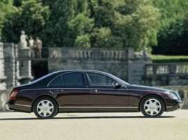 2004 Maybach 57 Base 4dr Sedan
