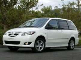 2004 Mazda MPV ES Front-wheel Drive Passenger Van