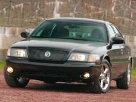 2004 Mercury Marauder Base 4dr Sedan