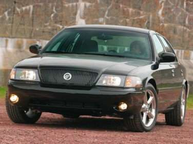2004 Mercury Marauder Base