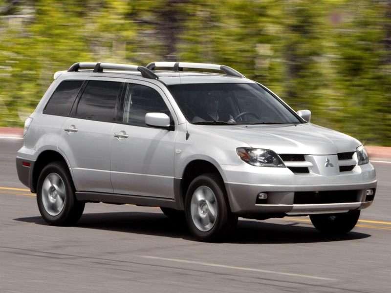 2004 Mitsubishi Price Quote, Buy a 2004 Mitsubishi Outlander | Autobytel.com