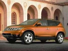 2004 Nissan Murano SE Front-wheel Drive