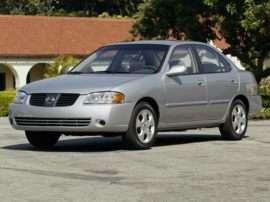 2004 Nissan Sentra 1.8 4dr Sedan