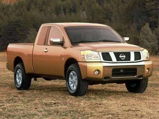 2004 nissan titan models trims information and details. Black Bedroom Furniture Sets. Home Design Ideas