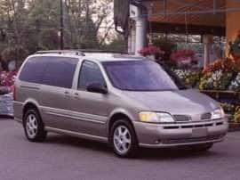 2004 Oldsmobile Silhouette GL Front-wheel Drive Passenger Van