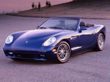 2004 Panoz Esperante 