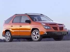 2004 Pontiac Aztek Base Front-wheel Drive