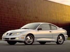 2004 Pontiac Sunfire Base 2dr Coupe