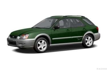 2004 Subaru Impreza Outback Sport