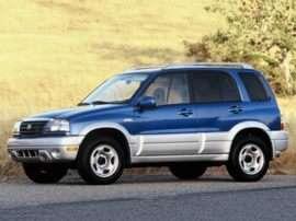 2004 Suzuki Grand Vitara EX 4x2