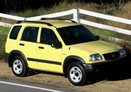2004 Suzuki Vitara V6 LX 4x4