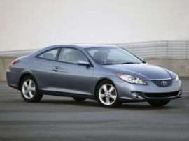 2004 Toyota Camry Solara SE 2dr Coupe
