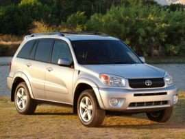 2004 Toyota RAV4 Base Front-wheel Drive