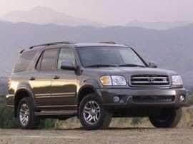 2004 Toyota Sequoia SR5 V8 4x2
