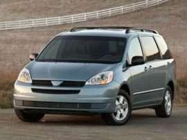 2004 Toyota Sienna CE 4dr Front-wheel Drive Passenger Van