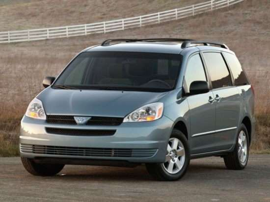 used toyota sienna buyer 39 s guide. Black Bedroom Furniture Sets. Home Design Ideas