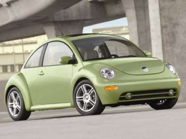 2004 Volkswagen New Beetle 