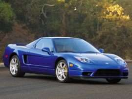 2005 Acura NSX-T 3.2L Open Top 2dr Coupe