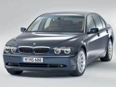 2005 BMW 745