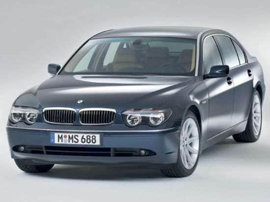 2005 BMW 760
