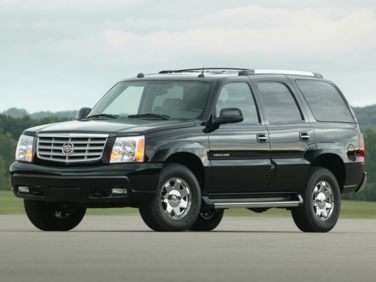 2005 Cadillac Escalade 