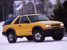 2005 Chevrolet Blazer LS 2dr 4x2
