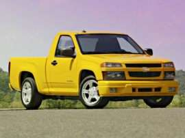 2005 Chevrolet Colorado Base 4x2 Regular Cab 6 ft. box 111.3 in. WB