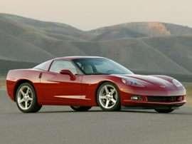 2005 Chevrolet Corvette Base 2dr Coupe
