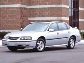 2005 Chevrolet Impala Base 4dr Sedan