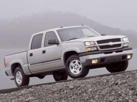 2005 Chevrolet Silverado 1500HD LS 4x4 Crew Cab 6.6 ft. box 153 in. WB
