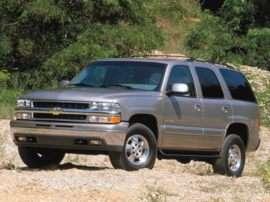 2005 Chevrolet Tahoe LS 4x2