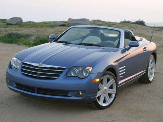 2005 Chrysler Crossfire Used Car Buying Guide